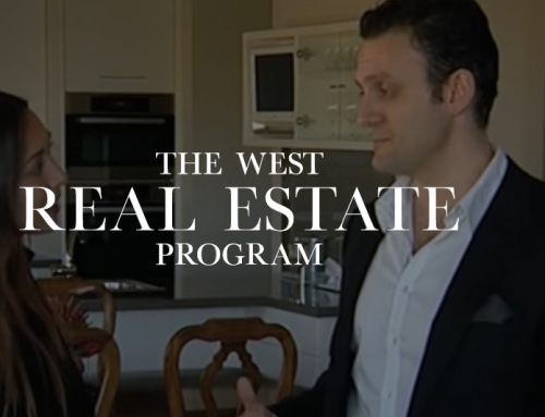 The West Real Estate program on Channel 7