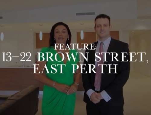 Featured Property: 13-22 Brown Street, East Perth