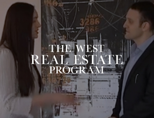 The West Real Estate Program – Part 3